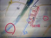 급급매)충남 보령 대천천..총302평